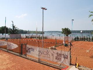 Tennis court 1